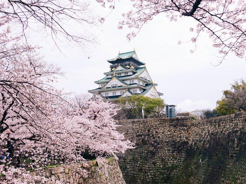 大阪城 2